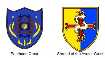 pantheon crest